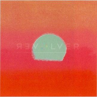 Andy Warhol - Sunset FS II86