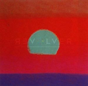 Sunset 87 - Andy Warhol