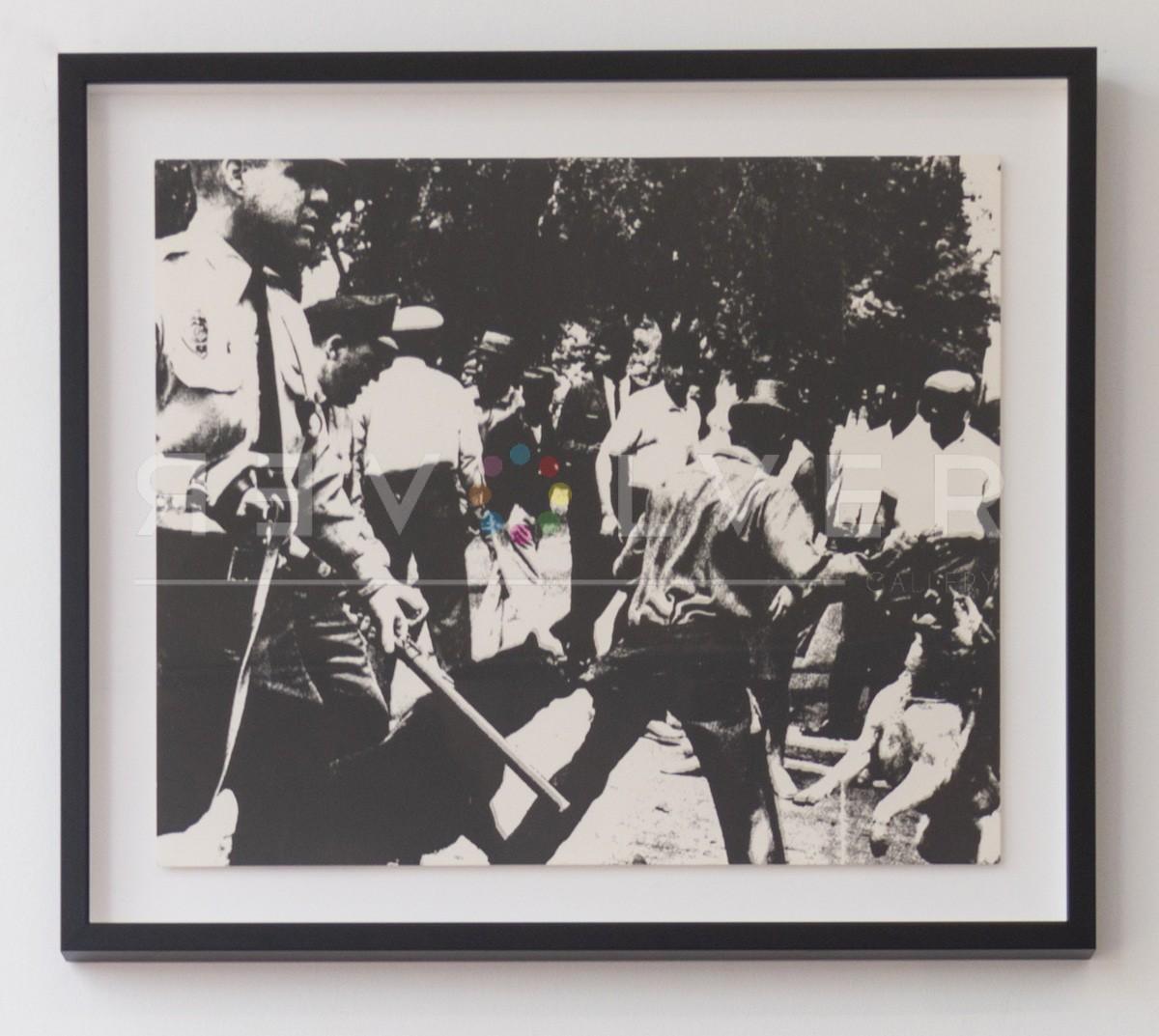 Andy Warhol - Birmingham Race Riot F.S. II 3 jpg