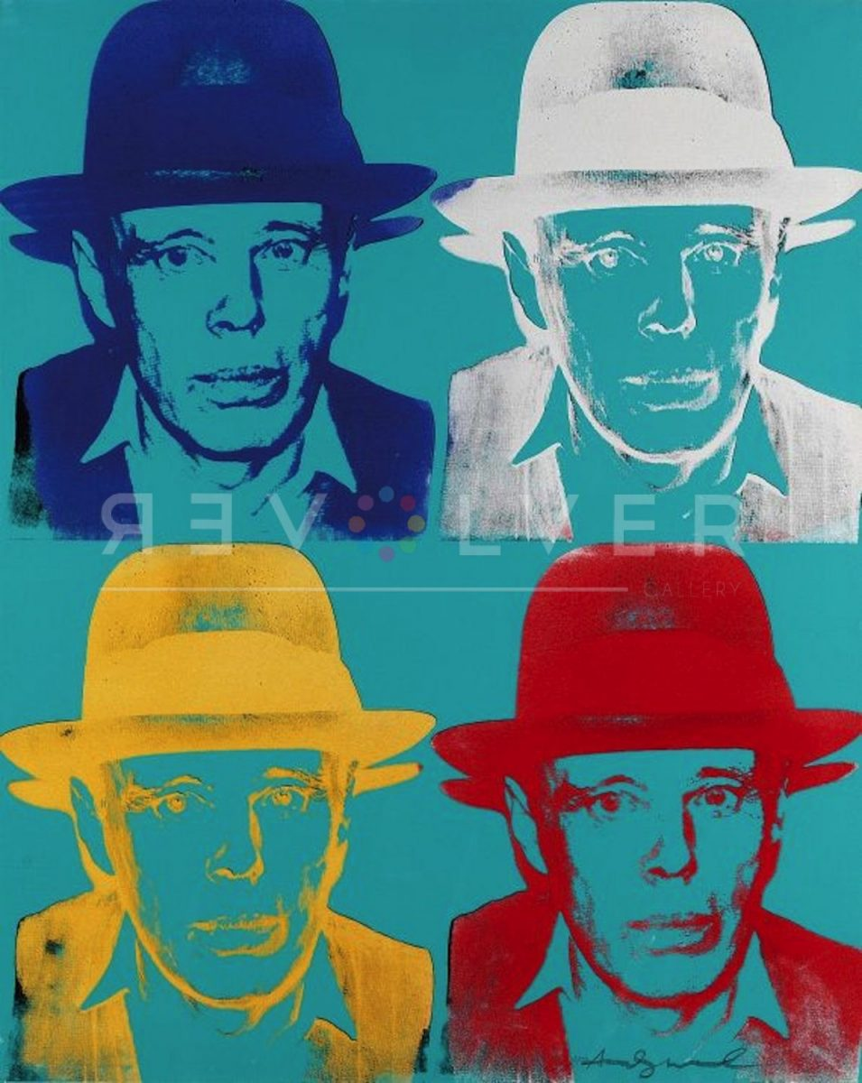 Andy Warhol - Joseph Beuys_FS-II-244 JPG