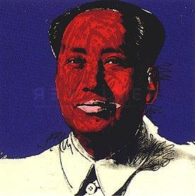 Andy Warhol - Mao F.S. II 98 jpg
