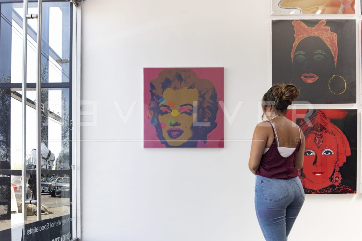Andy Warhol - Marilyn Monroe 27