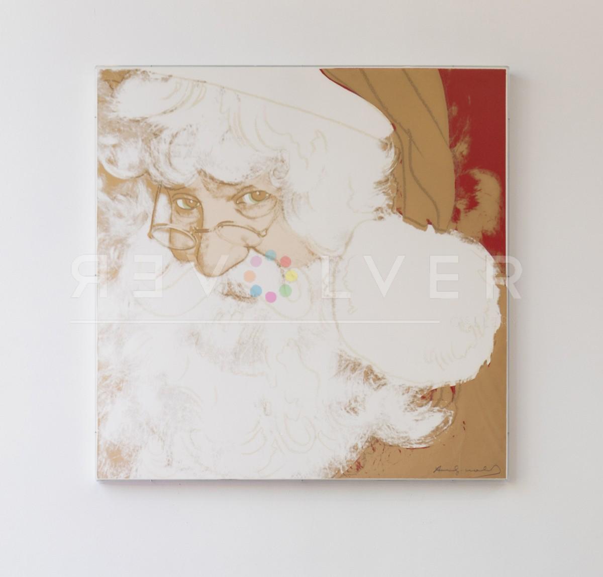 Andy Warhol - Santa Claus 266