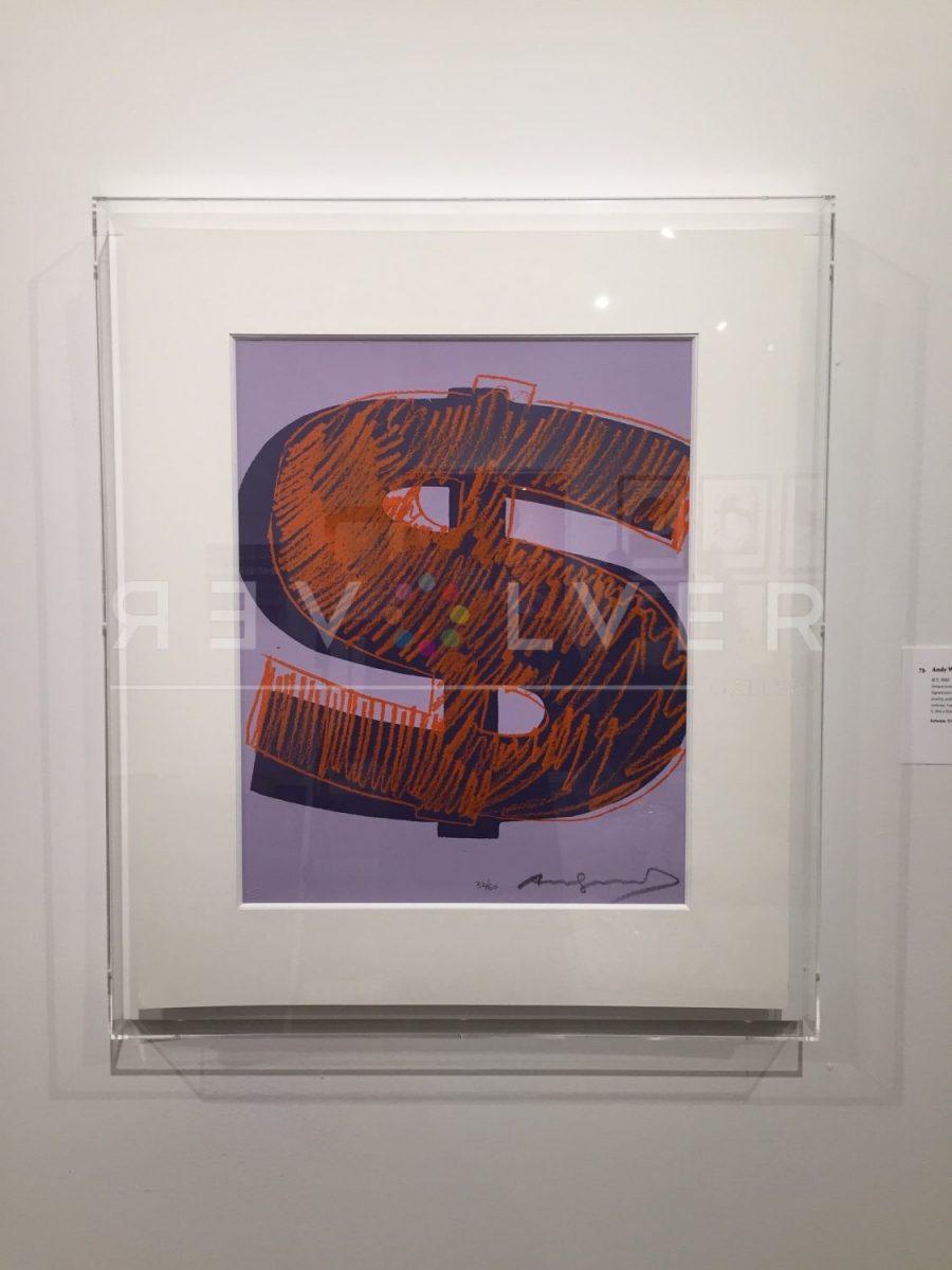 Andy Warhol - Dollar Sign FS-II-280 jpg