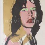 Andy Warhol – Mick Jagger 143