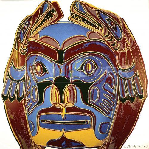 Northwest Coast Mask FS II380