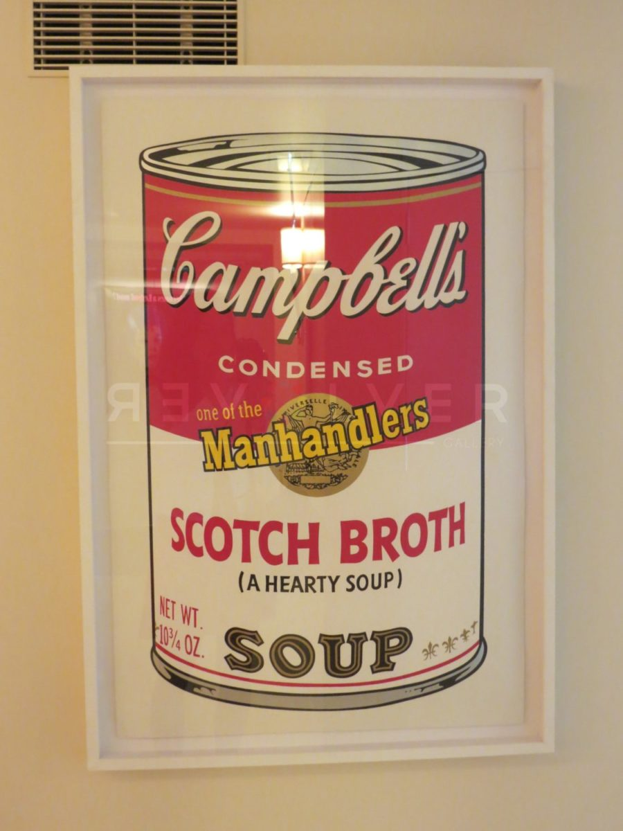 Campbells Soup II: Scotch Broth Soup - Revolver Gallery