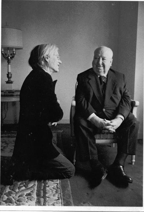 Warhol and Hitchcock