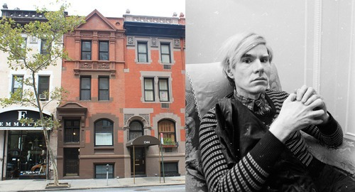 Warhol's Townhouse
