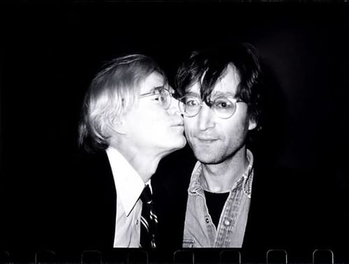 Warhol and Lennon