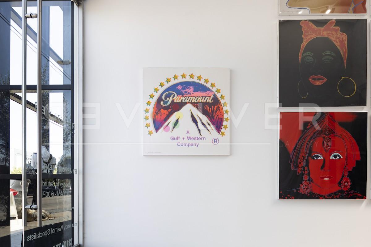 Andy Warhol - Paramount 352