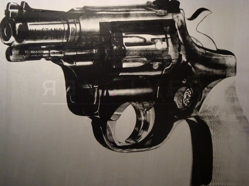Andy Warhol - The Revolver