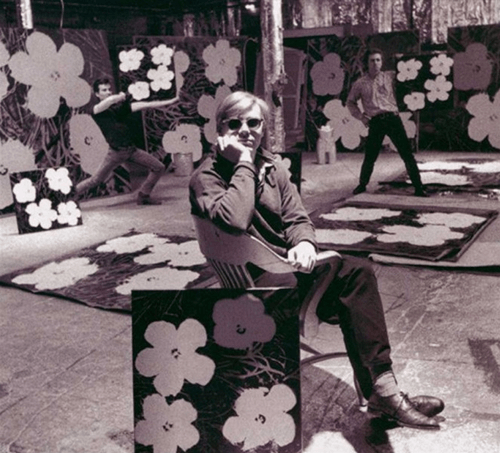 Andy Warhol - Warhol Factory
