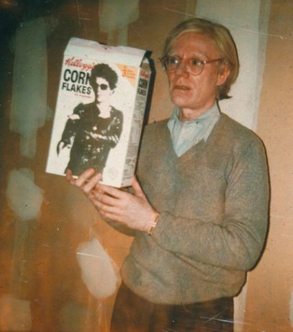 Andy Warhol Cereal
