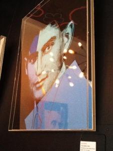 Andy Warhol - Franz Kafka F.S. II 226 framed jpg