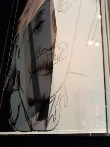 Andy Warhol - Albert Einstein F.S. II 229 framed jpg
