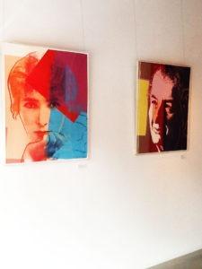 Andy Warhol - Sarah Bernhardt F.S. II 234 hanging jpg