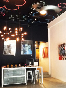 Revolver Warhol Gallery Interior Photo