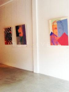 Andy Warhol - Gertrude Stein F.S. II 227 jpg