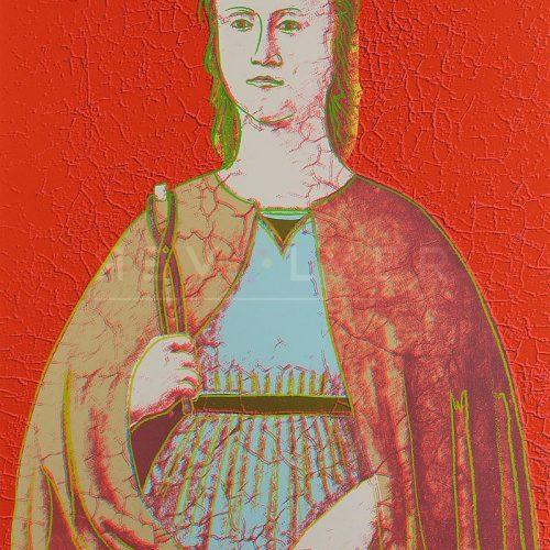 Andy Warhol – Saint Apollonia F.S. II 330 jpg