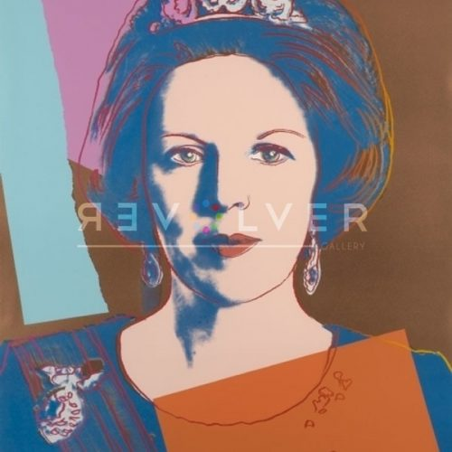 Andy Warhol – Queen Beatrix F.S. II 338 jpg