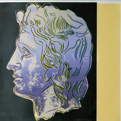 Andy Warhol – Alexander The Great F.S. II 291 TP jpg