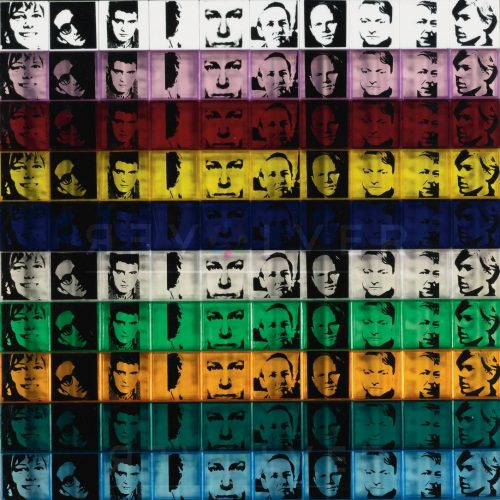 Andy Warhol – Portrait of the Artists F.S. II 17 jpg