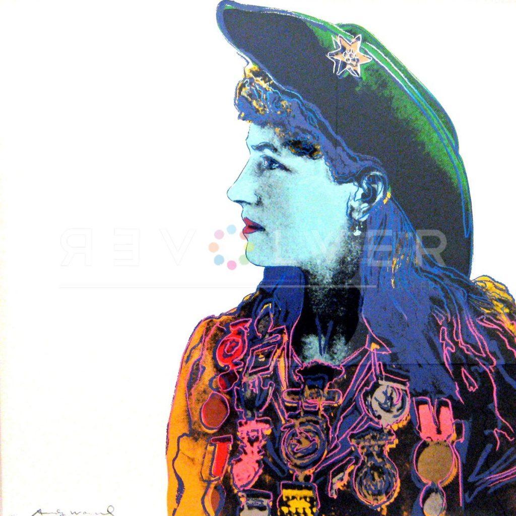 Annie Oakley - Andy Warhol