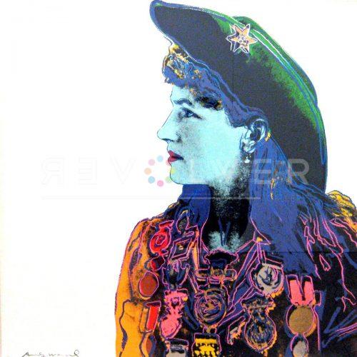 Annie Oakley – Andy Warhol