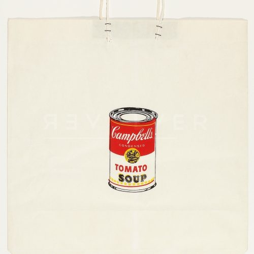 Andy Warhol – Campbells Soup Shopping Bag F.S. II 4 jpg