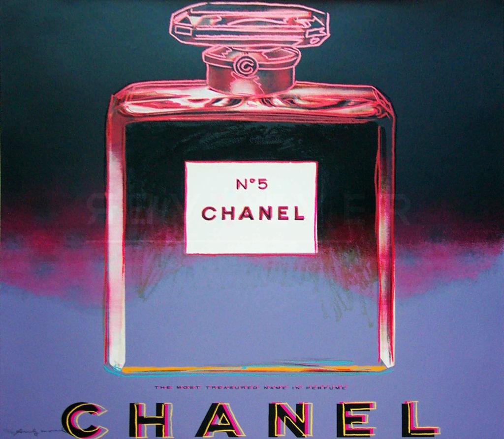 Andy Warhol - Chanel F.S. II 354 jpg