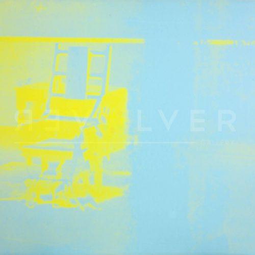 Andy Warhol – Electric Chair F.S. II 77 jpg