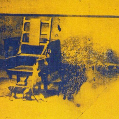 Andy Warhol – Electric Chair F.S. II 74 jpg
