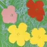 Andy Warhol – Flowers F.S. II 65 jpg