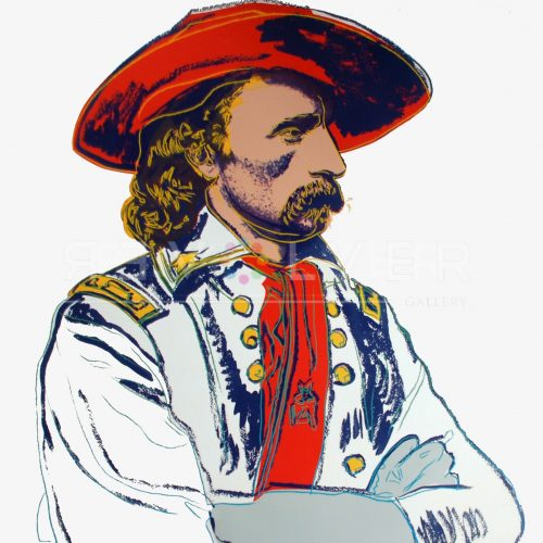 Andy Warhol – General Custer F.S. II 379 jpg
