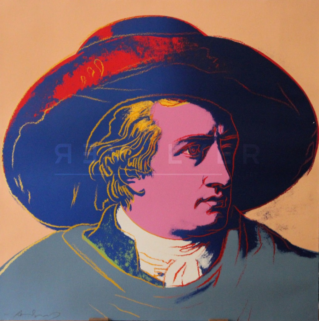 Andy Warhol - Goethe F.S. II 273 jpg
