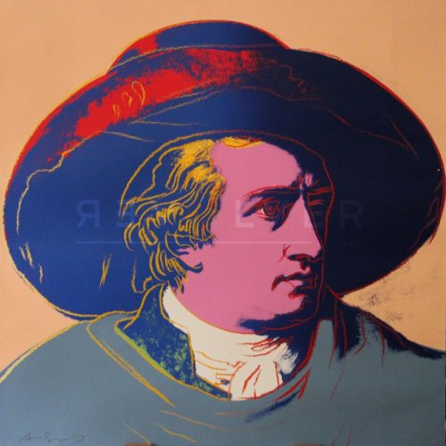 Andy Warhol – Goethe F.S. II 273 jpg