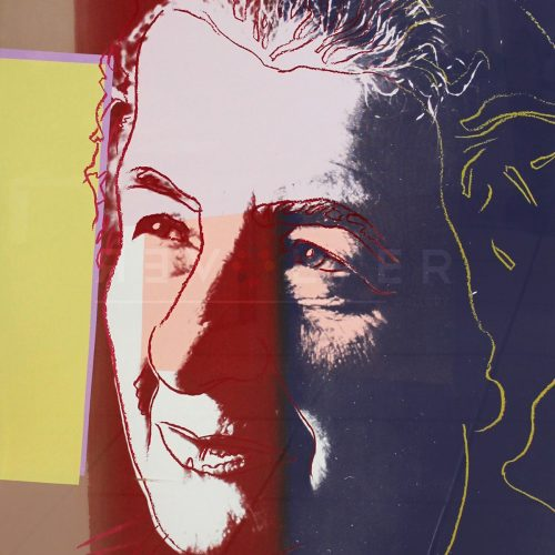 Andy Warhol – Golda Meir F.S. II 233 jpg