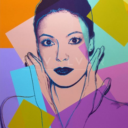 Andy Warhol - Karen Kain F.S. II 236 jpg