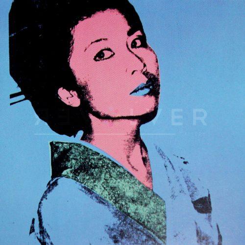 Andy Warhol – Kimiko F.S. II 237 jpg