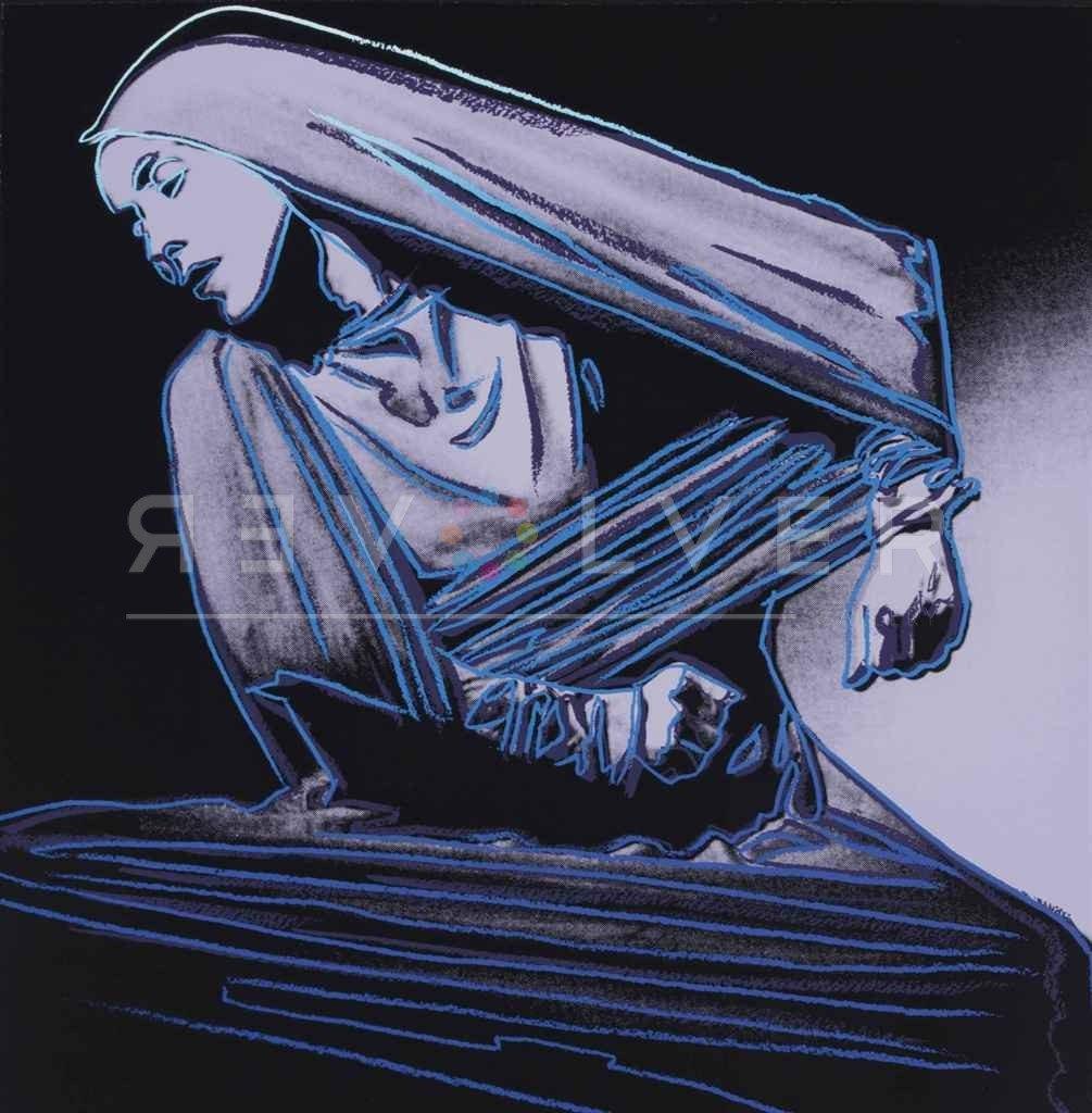 Andy Warhol - Lamentation F.S. II 388 jpg