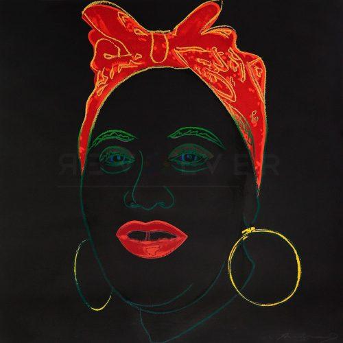 Andy Warhol - Mammy F.S. II 262 jpg