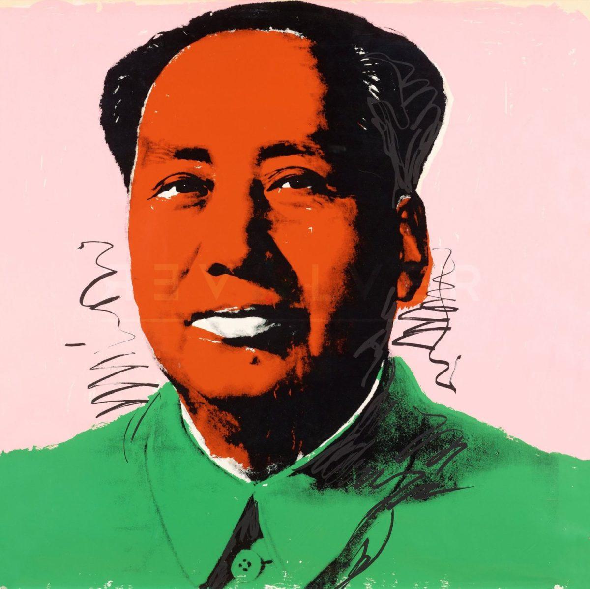 Andy Warhol - Mao F.S. II 94 jpg