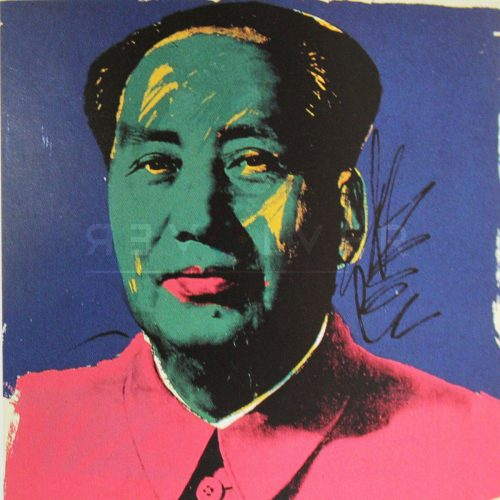 Andy Warhol – Mao F.S. II 93 jpg