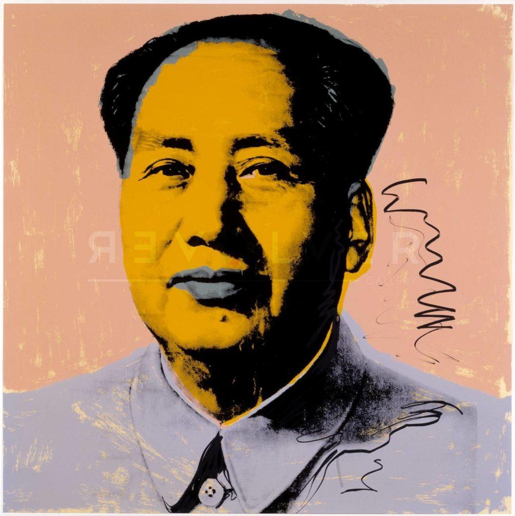 Andy Warhol - Mao F.S. II 92 jpg