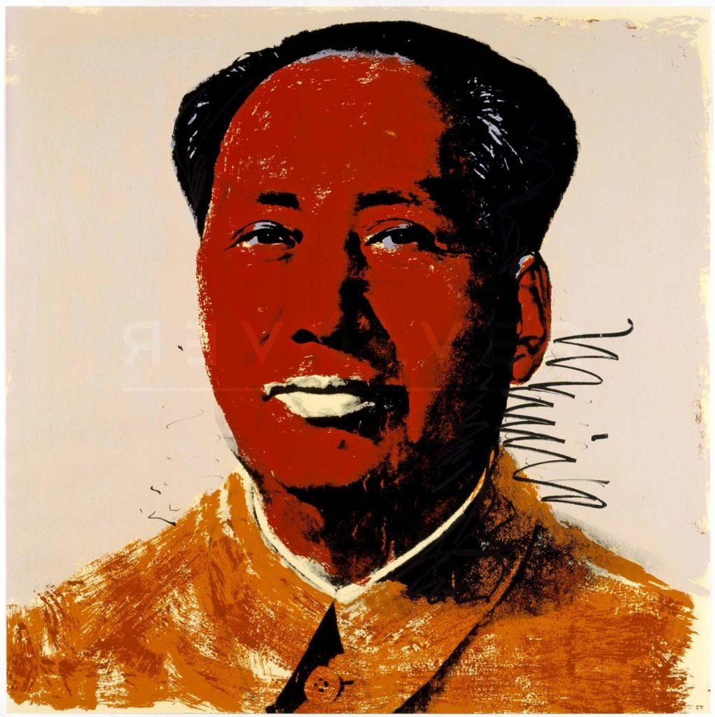 Andy Warhol - Mao F.S. II 96 jpg