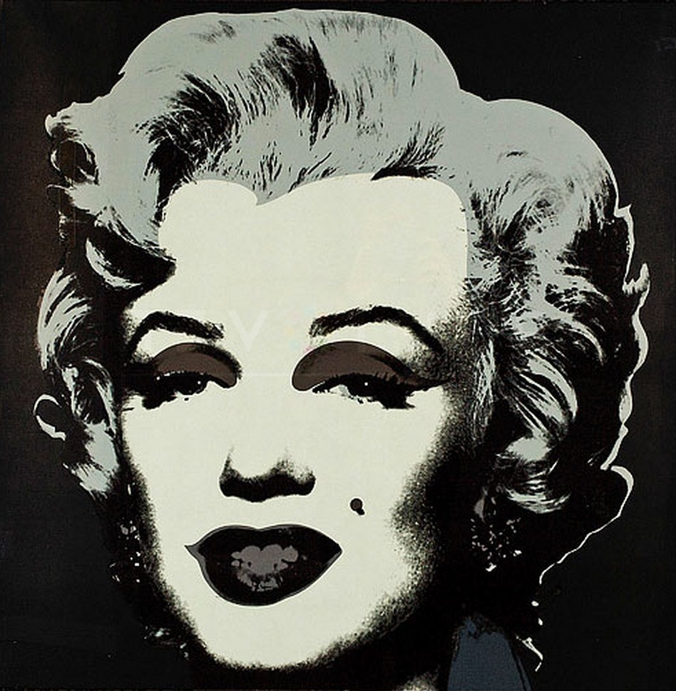 Andy Warhol - Marilyn Monroe F.S. II 24 jpg
