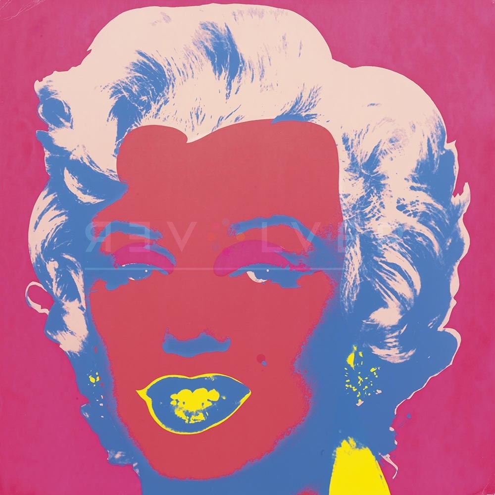 Andy Warhol - Marilyn Monroe F.S. II 22 jpg