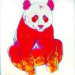 Andy Warhol – Giant Panda F.S. II 295 jpg