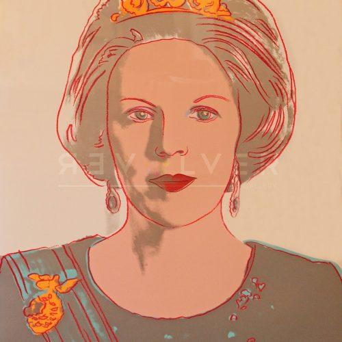 Andy Warhol – Queen Beatrix F.S. II 339 jpg